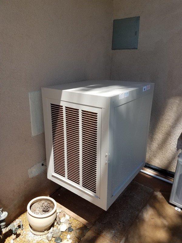Evaporative Cooling Installation Coachella Valley Desert